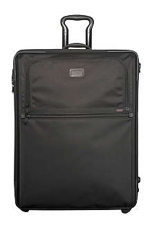TUMI Alpha Continental two-wheel cabin suitcase 56cm