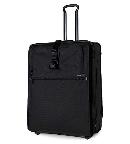 TUMI Alpha expandable two-wheel suitcase 71cm (Black
