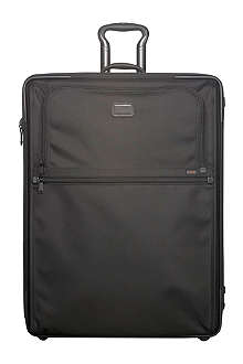 TUMI Alpha expandable two-wheel suitcase 76cm