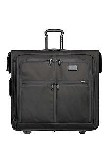 TUMI Alpha 2 two-wheel extented-trip garment bag