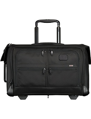 TUMI Alpha 2 two-wheel carry-on garment bag
