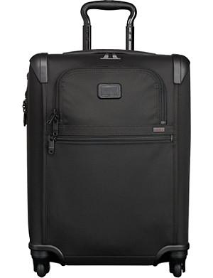 TUMI Alpha 2 Worldwide two-wheel expandable suitcase