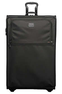 TUMI Alpha expandable worldwide-trip suitcase 86cm