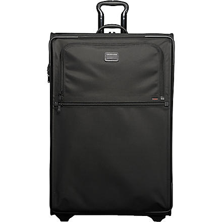 TUMI Wheeled expandable worldwide-trip suitcase 86cm (Black