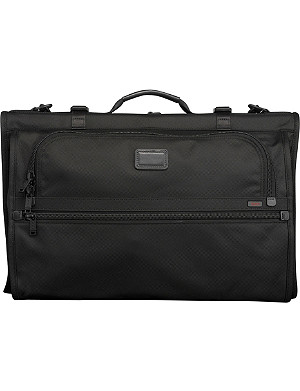 TUMI Alpha tri–fold garment bag