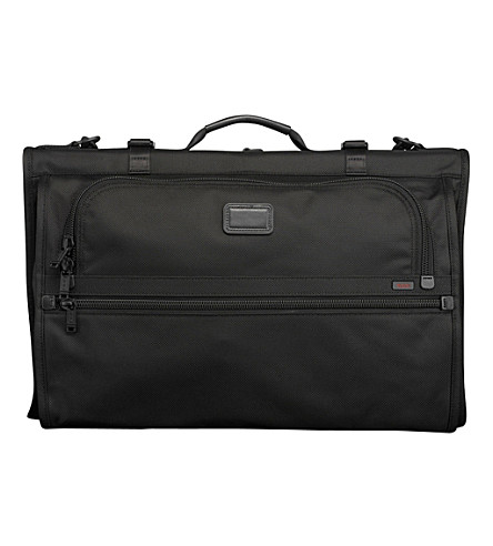 TUMI Alpha tri-fold garment bag (Black