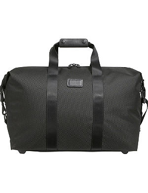 TUMI Alpha small soft travel satchel