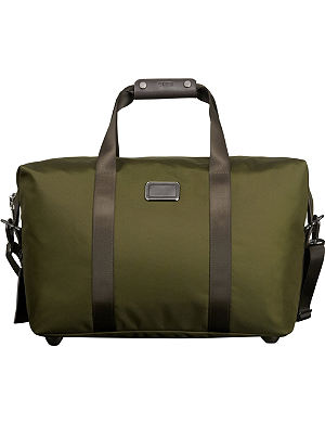 TUMI Alpha 2 small soft travel satchel