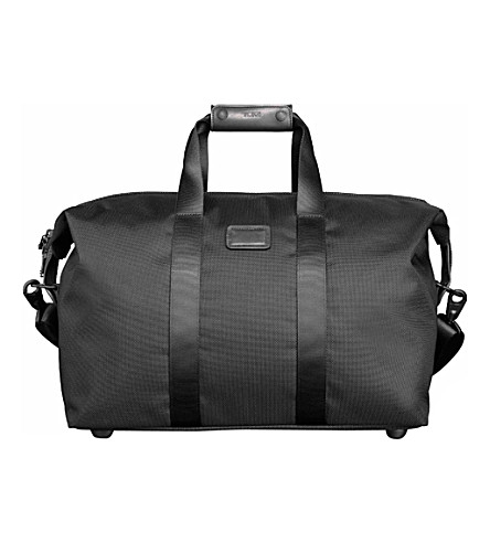 TUMI Alpha soft holdall (Black