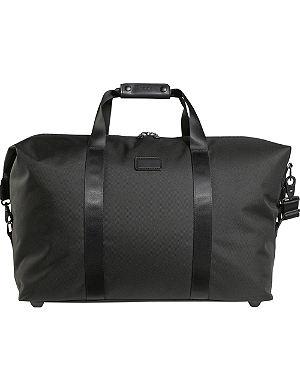 TUMI Alpha large soft travel satchel