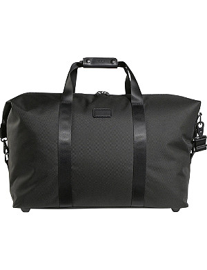 TUMI Alpha large soft travel satchel