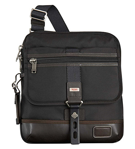 TUMI Alpha Bravo Annapolis shoulder bag (Hickory