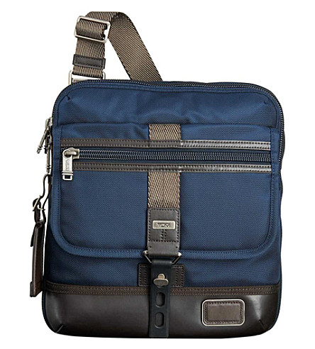 TUMI Alpha Bravo Annapolis shoulder bag (Navy