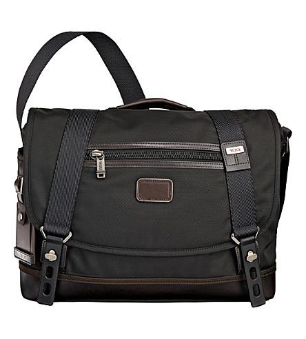 TUMI Alpha Bravo Foster messenger bag (Hickory