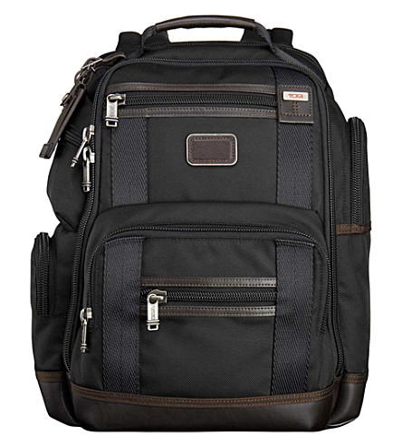 TUMI Kingsville deluxe backpack (Hickory