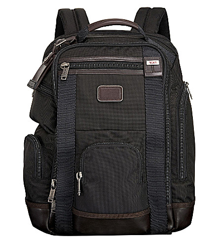 TUMI Shaw deluxe backpack (Hickory