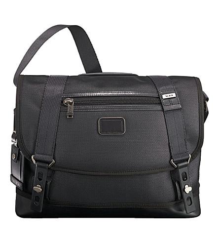 TUMI Foster Messenger bag (Reflective+silver