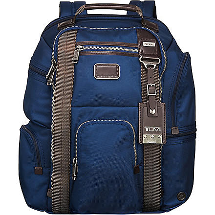 TUMI Kingsville backpack (Baltic blue