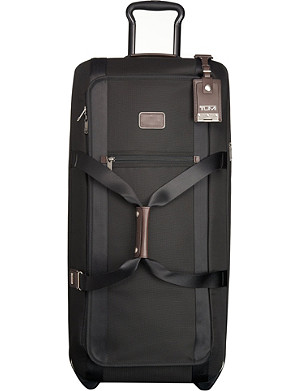 TUMI Alpha Bravo Meridian large wheeled duffle bag
