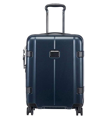 TUMI International slim carry-on suitcase 37L (Navy