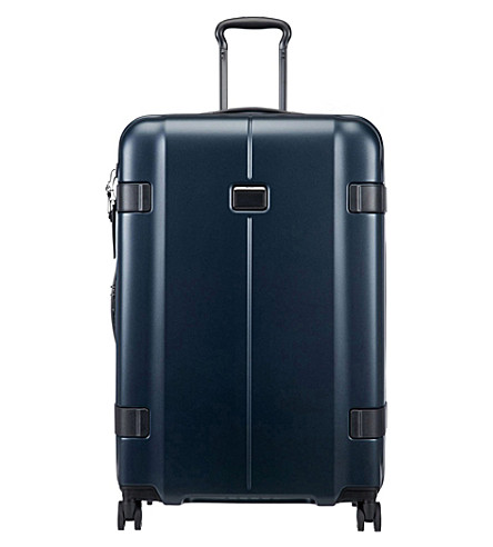 TUMI Lightweight extended trip suitcase 96L (Navy
