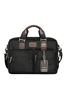 TUMI Andersen slim commuter brief
