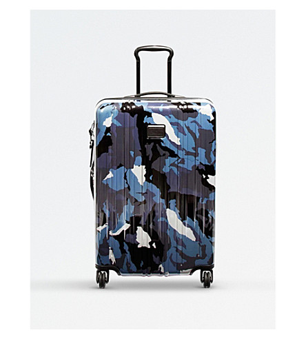 TUMI Short trip packing case (Blue+camo