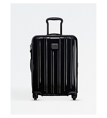 TUMI Continental expandable carry-on case (Black