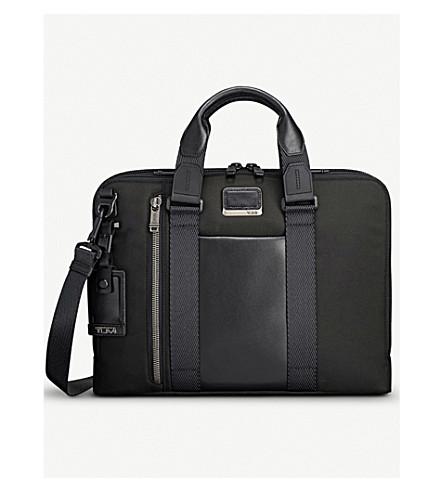 TUMI Aviano slim brief bag (Black