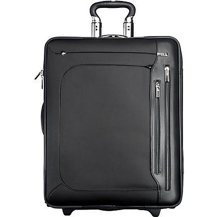 TUMI Arrivé Continental two-wheel cabin suitcase 57cm (Black