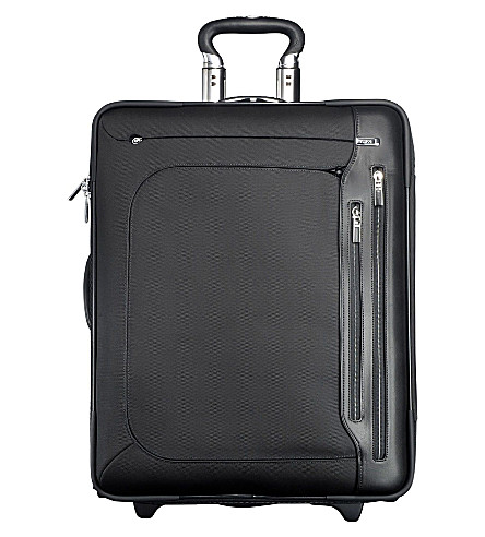 TUMI Arrivé Continental two-wheel cabin suitcase 57cm (Black