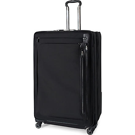 TUMI Arrivé Extended Trip four-wheel suitcase 81cm (Black