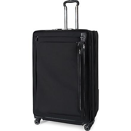 TUMI Arrivé Extended Trip four-wheel suitcase 81cm (Black