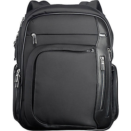 TUMI Arrivé Kingford backpack (Black