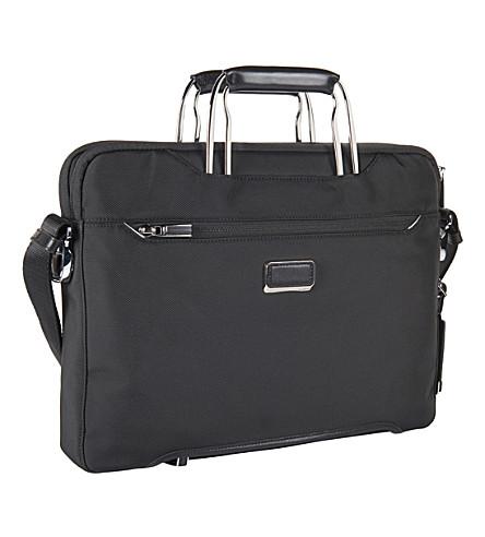 TUMI - Hamilton slim briefcase   Selfridges.com 3d91a051e2