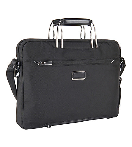 TUMI Hamilton slim briefcase (Black