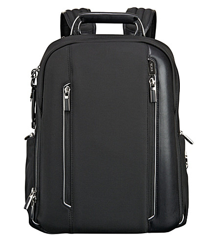 TUMI Logan backpack (Black