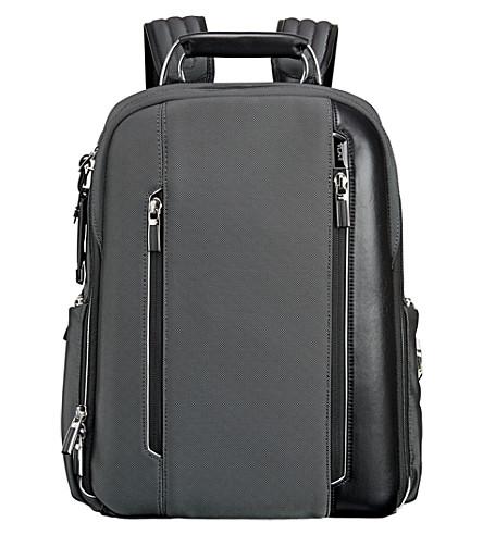 TUMI Arrivé Logan backpack (Pewter