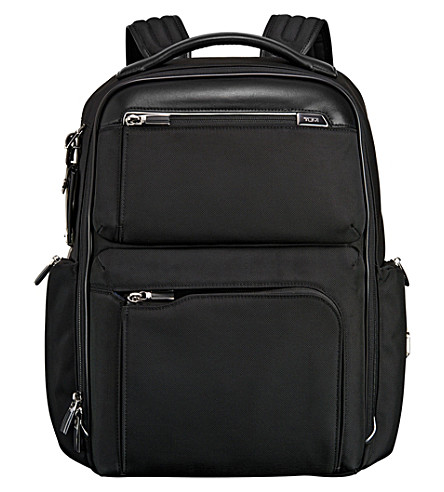 TUMI Arrivé Bradley backpack (Black