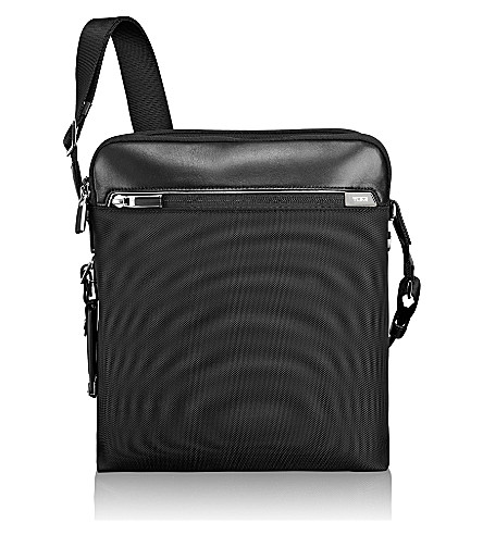 TUMI Arrivé Lucas crossbody bag (Black