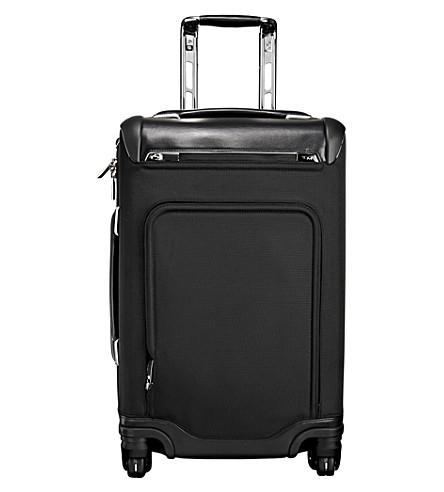 TUMI Arrivé Julius international carry-on suitcase (Black