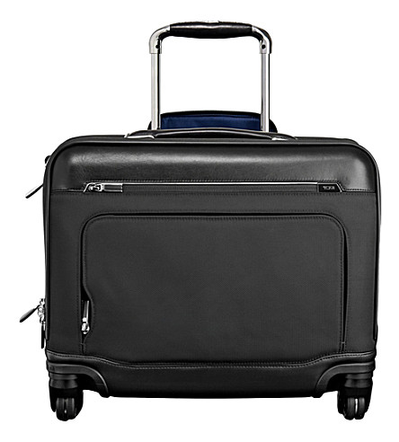 TUMI Arrivé Mcallen four-wheeled briefcase (Black