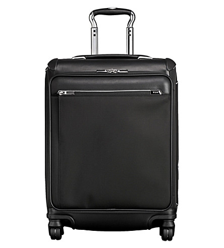 TUMI Aberdeen Continental expandable carry-on suitcase 44L (Black
