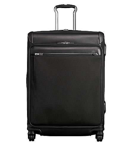 TUMI Macarthur front lid short-trip suitcase (Black