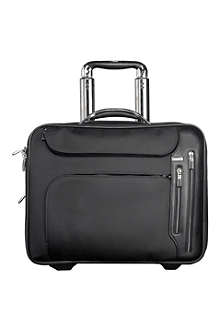 "TUMI Arrivé La Guardia wheeled 17"" laptop briefcase"