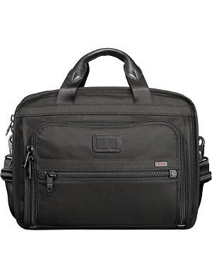 TUMI Alpha organiser briefcase