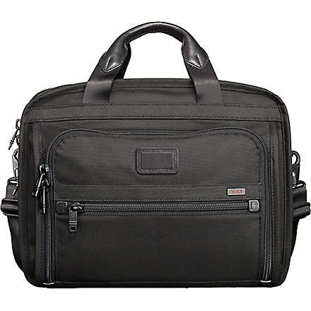 TUMI Organiser briefcase (Black