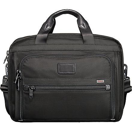 TUMI Organiser briefcase (Black