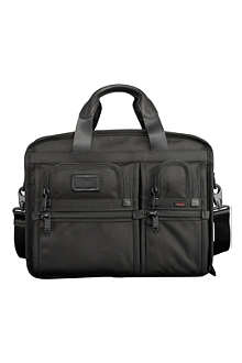 TUMI T-Pass expandable briefcase