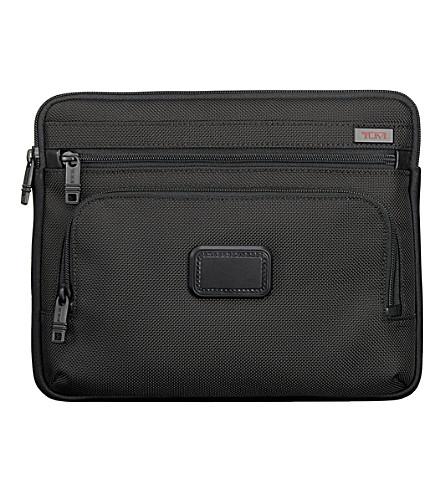TUMI Alpha 2 tablet cover (Black